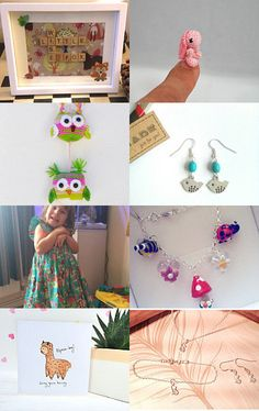 Super Cute!! by @branchbeads  by Sarah Robertshaw on Etsy--Pinned with TreasuryPin.com