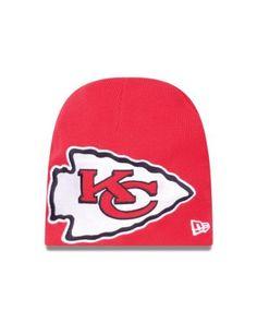 47 Brand Kansas City Chiefs Red NFL Cuffless Knit