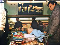 Martin Parr. Getaway supermarket