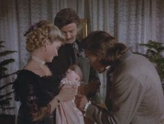 Constance, Hope, and George Hazard, Orry Main, North & South Book II
