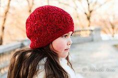 Cabernet hat by monika sirna