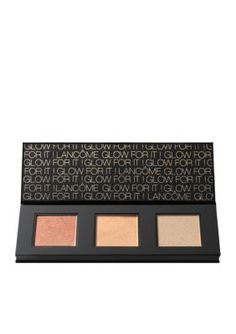Lancôme  Glow For It! All-Over Color Highlighting Palette - Golden Gleam - One Size