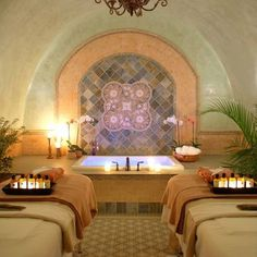 Spa Decorating Ideas Design, Pictures, Remodel, Decor and Ideas