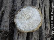 Mushroom Coral Ring - Kiki Designs LA