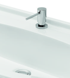 Integrovaný zásobník mýdla Sink, Home Decor, Sink Tops, Vessel Sink, Decoration Home, Room Decor, Vanity Basin, Sinks, Home Interior Design
