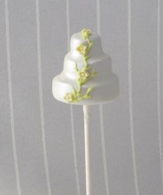 Tiered cake pop favour by Just Cake Pops