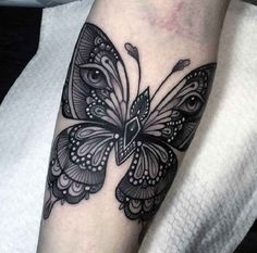 Tattoo big butterfly Arm - http://tattootodesign.com/tattoo-big-butterfly-arm/ | #Tattoo, #Tattooed, #Tattoos