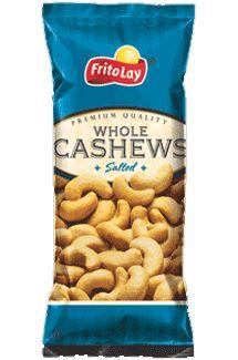 FRITO-LAY® Cashews Whole