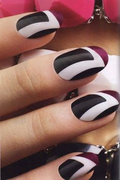 26 Cute Nail Art Designs