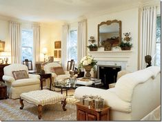 southern accents magazine christmas | SOUTHERN ACCENTS 101 BEAUTIFUL ROOMS