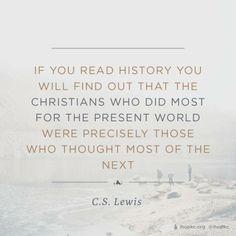 C.S. Lewis is so profound :)