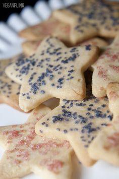 Cream Cheese Sprinkle Sugar Cookies