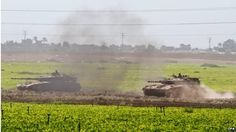18 July 2014 Last updated at 05:07 GMT Gaza: What does Israel's ground offensive hope to achieve?.