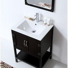 """Found it at Wayfair - 24"""" Bathroom Vanity Set"""