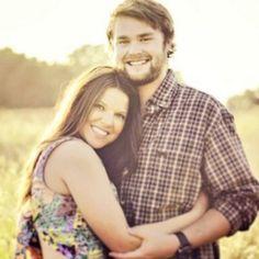 Two beautiful people in love!