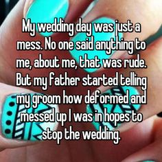 17 WTF Comments Brides Were Given On Their Wedding Days