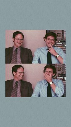 The Office Jim and Dwight The Office Jim, Best Of The Office, The Office Dwight, The Office Show, Office Wallpaper, Funny Phone Wallpaper, Watch Wallpaper, Greys Anatomy, Dwight And Jim