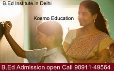 Picking the best B. Ed Institute in Delhi offering the abnormal state standard of help would be a best decision for enhancing your knowledge.