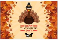 Happy Thanksgiving from Bat Lab to all our US fans and friends!