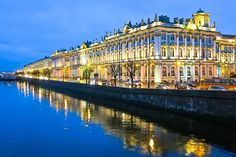 As if there weren't enough reasons for art lovers to visit, St Petersburg's world-beating Hermitage turns 250 this year. #Russia