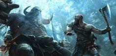 """Tudo o que sabemos sobre o novo """"God of War"""""""