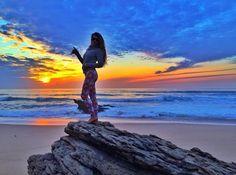 Surf leggings , active wear , makena surf wear , yoga , sup, leggings , designed in Maui