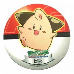 Pokemon 2006 Sapporo Ichiban Ramen AG Collection Series Cleffa Sticker