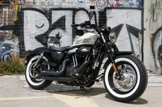 Harley Davidson Sportster 48 2014 Harley davidson forty eight