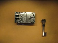 French Coffer Lock and Key c. 1680 -1700