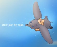 dumbo - Don't just fly, soar!