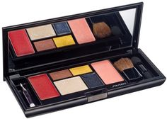 Chic e Fashion: Shiseido lança nova paleta de maquiagem