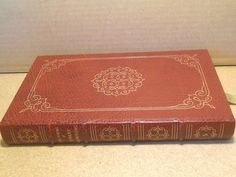 The Poems of Robert Browning~Easton Press~Leather~Poetry~Greatest Books Written