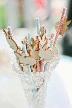 Idėjos VELYKOMS / Easter bunnies laser cut