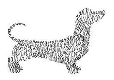 dachshund tattoo - Google Search