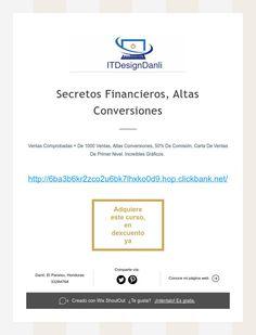 Secretos Financieros, Altas Conversiones