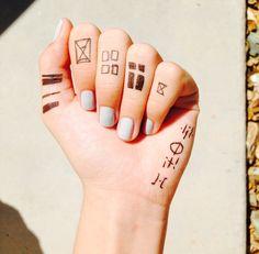 Tyler Joseph tattoos