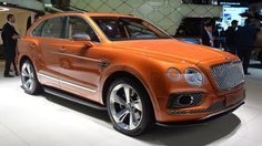 2017 Bentley Bentayga SUV - Redesign, Review, Release Date - http://newautocarhq.com/2017-bentley-bentayga-suv-redesign-review-release-date/