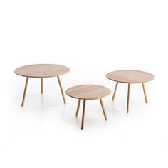 Jane Hamley Wells - Rund Side Tables by Belta for Jane Hamley Wells
