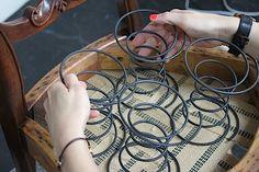 Upholstery Basics: Coil Seats 2