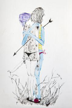 Desencanto - Jean Pereira, Lilo Gris.