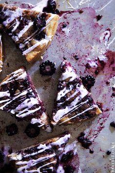 Blackberry Cinnamon Roll Cake  Bakers Royale