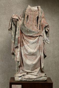 Santa Barba (15e sègle, Musèu dels Augustins, Tolosa)