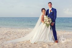 Read More: https://www.stylemepretty.com/2017/12/15/a-seaside-wedding-in-mexico-that-is-all-about-the-luxe-details/