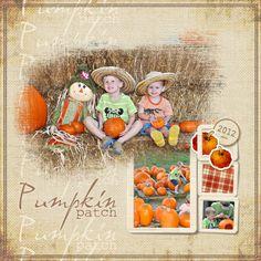 """Pumpkin Patch"" by Joyce Schardt @ ScrapGrils http://scrapgirls.com/NL/130923_JoyceS_PumpkinPatch_LO_600.jpg"