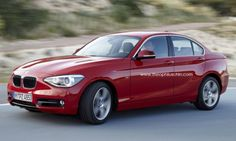 BMW might consider a 1 series sedan