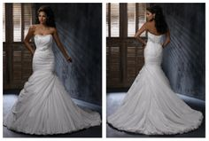 Maggie Sottero Demi, 50% off   Recycled Bride