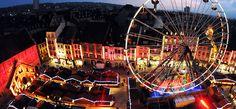 Mulhouse et son marché de Noël ! @visitmulhouse Chant, Ferris Wheel, Fair Grounds, Travel, Winter, Viajes, Trips, Traveling, Tourism