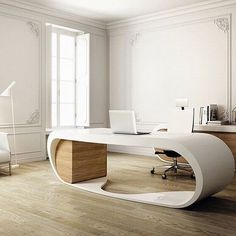 """6,785 Likes, 175 Comments - A Designer's Mind (@adesignersmind) on Instagram: """"Home office... #architecture #homedesign #lifestyle #swag #style #designporn #interiors #decorating…"""""""