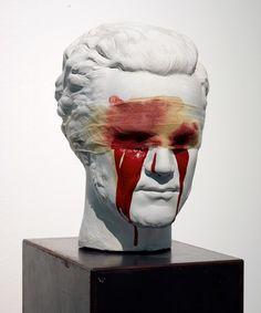 http://www.boumbang.com/image-du-jour/ Hermann Nitsch, Oedipus