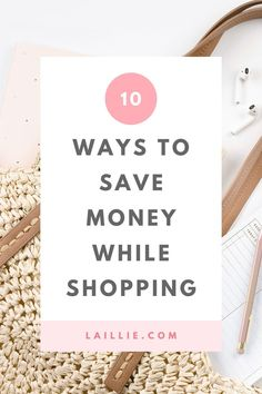 Learn 11 ways to save money while shopping. With these 11 methods and tricks you are guaranteed to save money while shopping for clothing and accessories. It is unnecessary to overpay for items if you can purchase them for less. You may want to save money while shopping to budget your finances. Learn how to save money while shopping to budget your finances. My Money, Basic Outfits, Make A Wish, Ways To Save Money, Retail Therapy, Cool Eyes, Types Of Fashion Styles, Saving Money, Budgeting